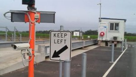 Weighbridge installation in Proserpine - SWIA Installations