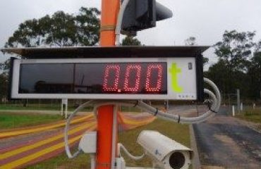 Remote Display for weighbridges - SWIA Custom Solutions
