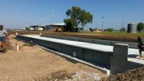 Weighbridge Installation in Clermont - SWIA QLD