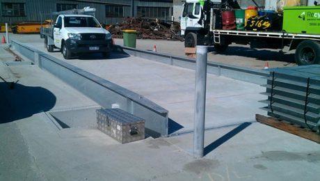 Recycle Truck Weighbridge - SWIA QLD