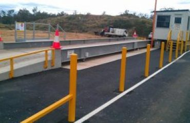 Gatton Waste Facility Weighbridge - SWIA Weighbridge