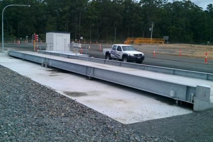 28m weighbridge Bracalba Quarry - SWIA Weighbridge