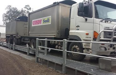 Logistic weighing solutions - SWIA Gold Coast
