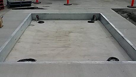 Semi-pit platform - SWIA Weighing Solution Sunshine Coast