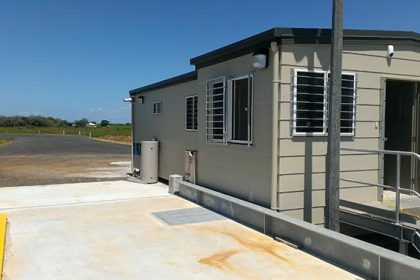 Above Ground Weighbridge - SWIA Townsville