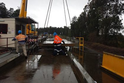 Relocating Weighbridge - SWIA Weighing and Inspection