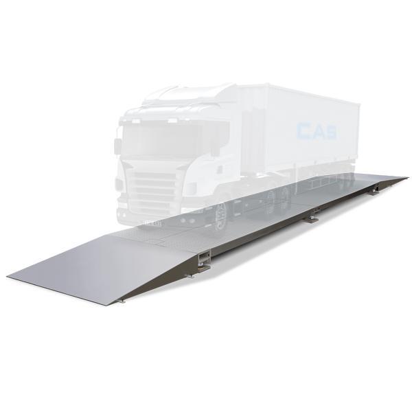 CAS Ezy Lodec Modular Weighbridge - SWIA