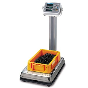 CAS AC Digital Counting Scale Silver - SWIA