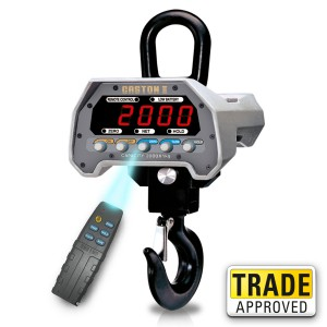 CAS CASTON-II Digital Crane Scale - SWIA