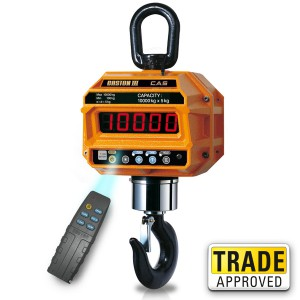 CAS CASTON-III Digital Crane Scale - SWIA