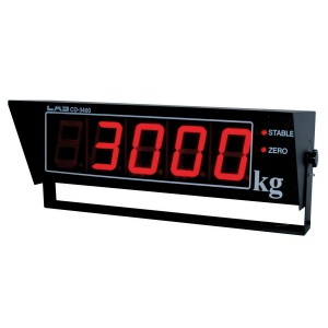 CAS CD-3000 Remote Auxiliary Display - SWIA