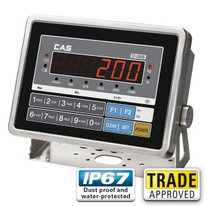 CAS CI-200S Digital Indicator - SWIA