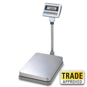 CAS DB-II Digital Weighing Floor Scale - SWIA