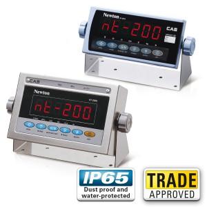 CAS NT-200 Digital LED Indicator - SWIA