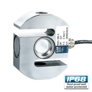 CAS SBS S-Type Load Cell Silver - SWIA