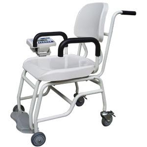 BW 3136AK Wheelchair Scale White - SWIA