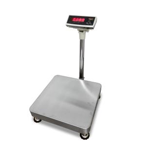 CAS ADBP Platform Scale Silver - SWIA
