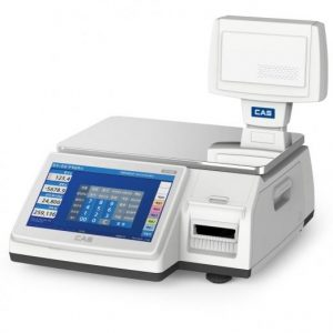 CAS CL-7200 Label Printing Scale - SWIA