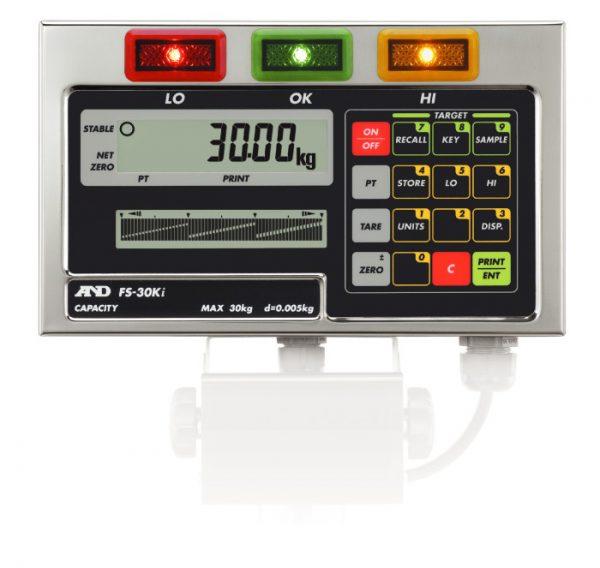 A&D FS-i Display - SWIA Products
