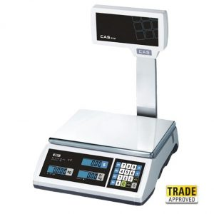 CAS ER JR Price Computing Scale - SWIA