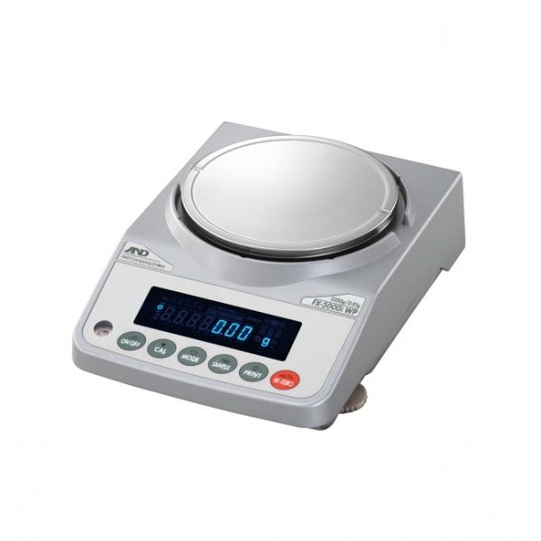 FX-i-WP Series Precision Water Proof Balances White - SWIA