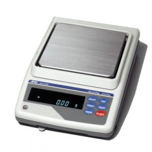 GX Series Top Pan Balances 2 - SWIA
