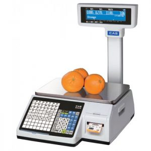CAS CL-5200 Label Printing Scale - SWIA