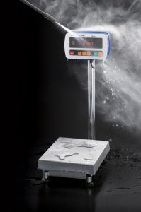 Waterproof scale - SWIA